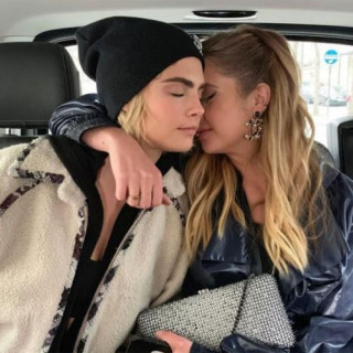 Cara Delevingne admitted her orientation
