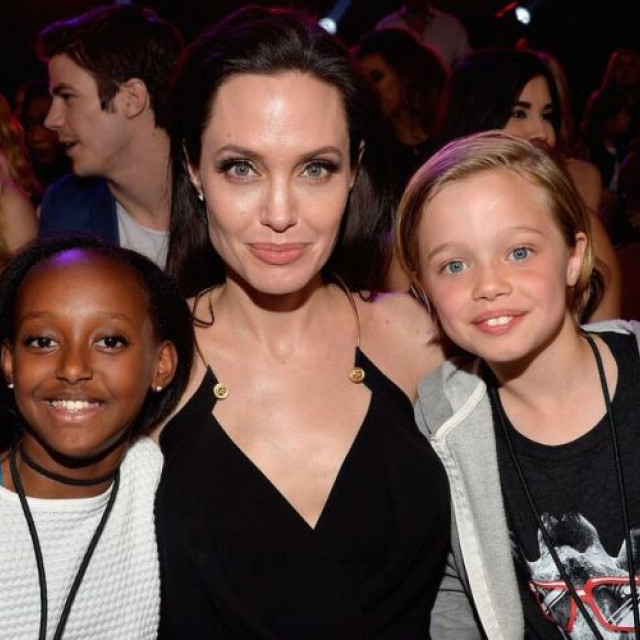 Angelina Jolie told how to quarantine with children