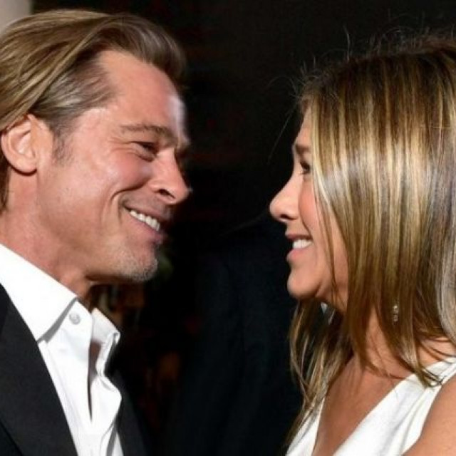 Brad Pitt became close again with his ex-wife