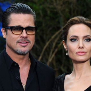 Angelina Jolie and Brad Pitt make peace