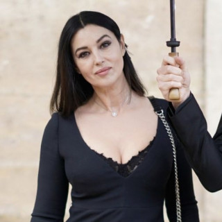55-year-old Bellucci alarmed fans with an aged look