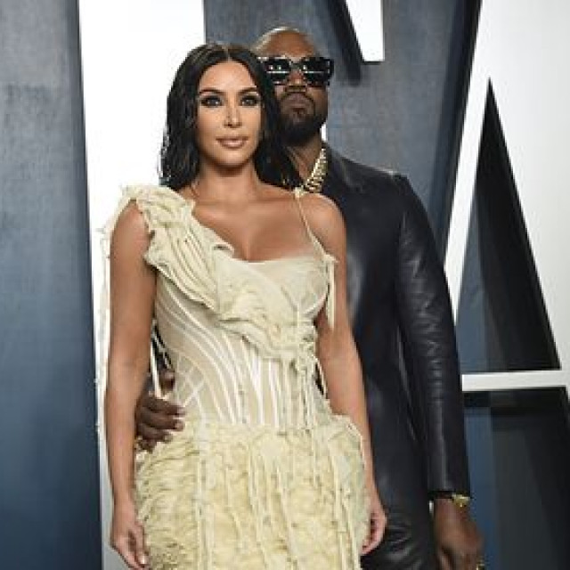 Kim Kardashian decided to keep the marriage to Kanye West