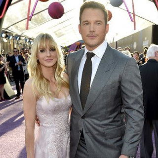 Chris Pratt's ex-wife congratulated him on the birth of his daughter