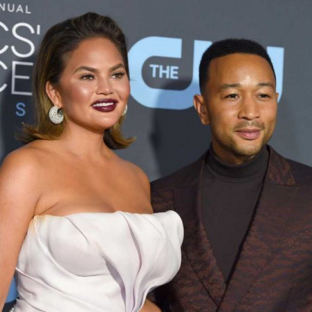 Chrissy Teigen prepares to become a mom for the third time
