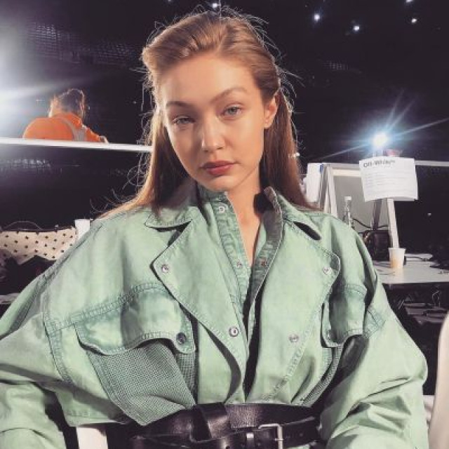 Gigi Hadid explained why she does not have plastic surgery
