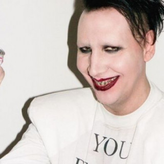 Marilyn Manson presented her first album since 2017