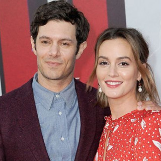 Leighton Mr. and Adam Brody became parents for the second time