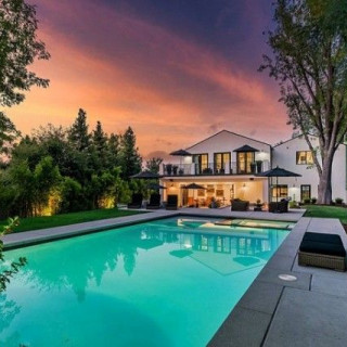 Ashlee Simpson and Evan Ross revealed their new mansion
