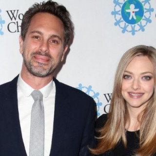 Actress Amanda Seyfried became a mother for the second time