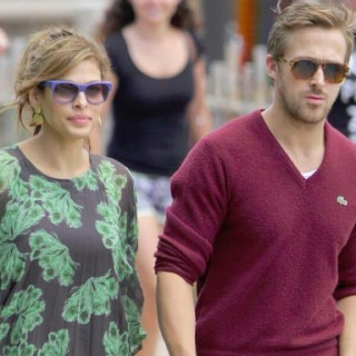 Eva Mendes answered questions from fans