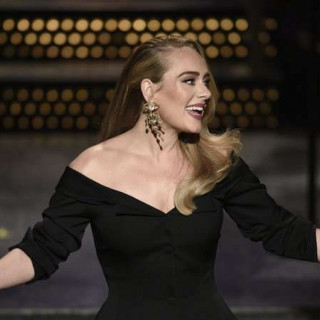 Adele confessed who occupied her heart