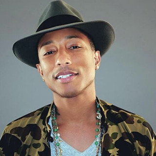 Pharrell Williams talks about how he manages to look young