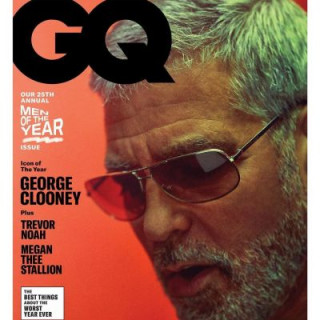 George Clooney, 59, graced the GQ cover