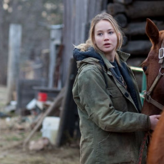 Jennifer Lawrence's family farm burned down
