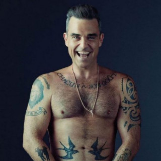 Robbie Williams creates a new group