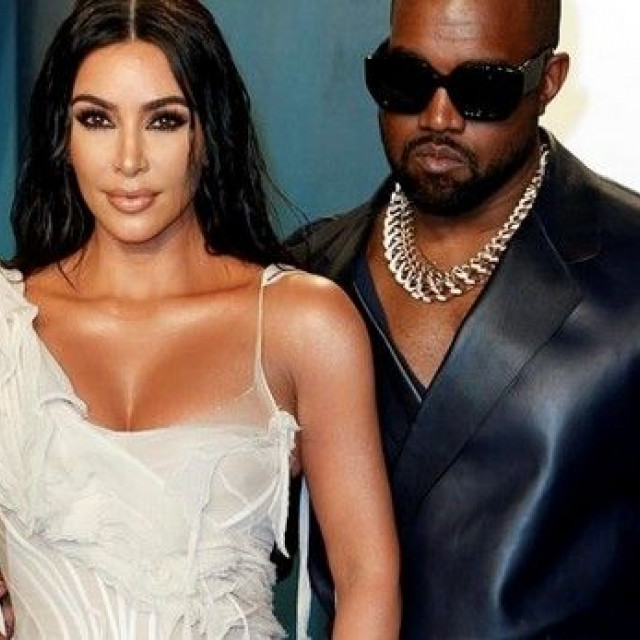 Kim Kardashian and Kanye West don't live together