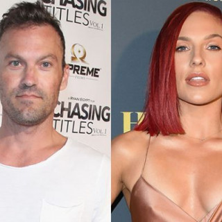 Brian Austin Green is dating dancer Sharni Burgess