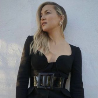 Kate Hudson, 41, tried on an incredible Carolina Herrera costume