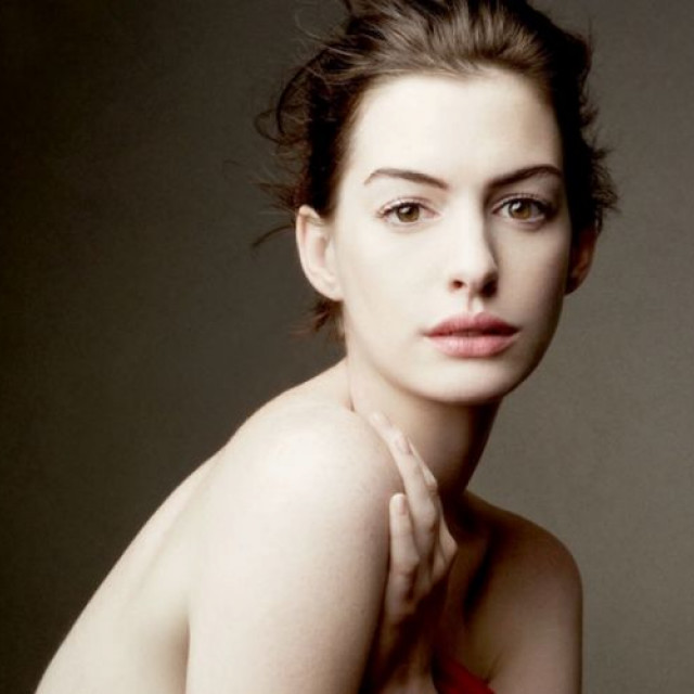 Anne Hathaway has been harassed online