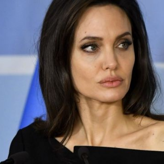 Angelina Jolie sells Churchill painting at auction