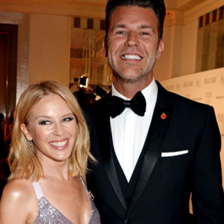Kylie Minogue is getting married for the first time