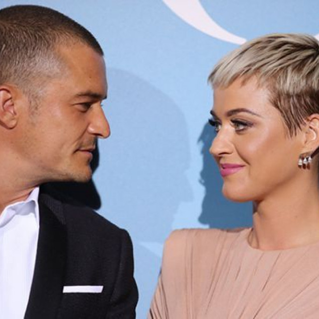 Katy Perry talks about partnered labor with Orlando Bloom