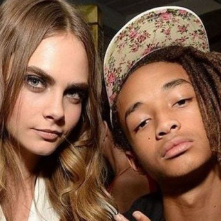Cara Delevingne has an affair with Will Smith's son