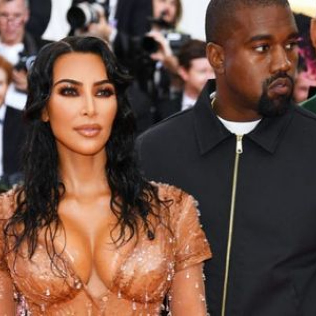 Kardashian and West divorce after seven years of marriage