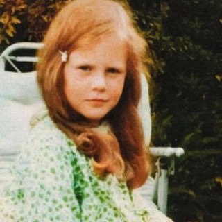 Nicole Kidman showed her rare childhood photo