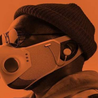 Will.i.am released a technological mask