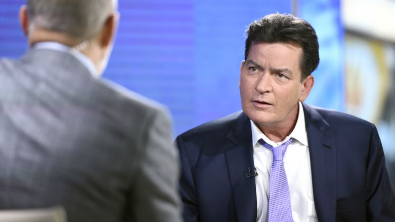 New Treatment Of HIV-Positive Charlie Sheen Makes Him Feel Excellent