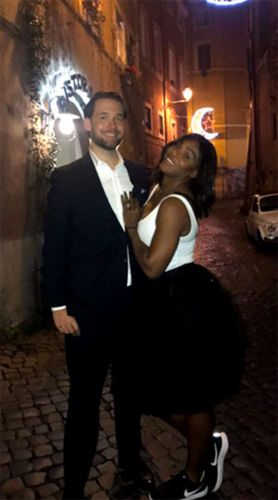 Serena Williams Is Not Planning Her Wedding!