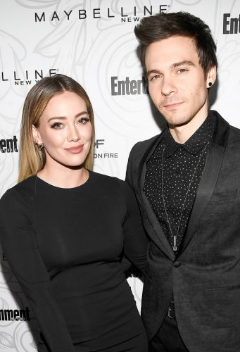 Hilary Duff and Matthew Koma Hit The Red Carpet Together