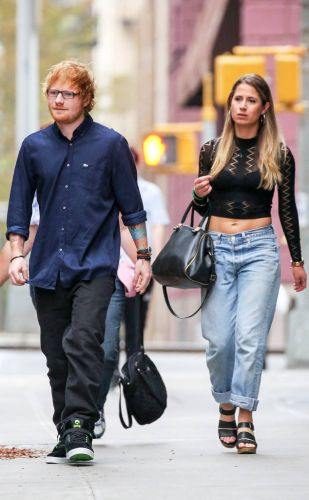 Ed Sheeran And Cherry Seaborn Are Not Engaged