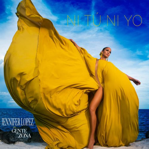 A Stunning Cover Art Of Jennifer Lopez