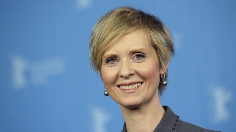 Cynthia Nixon Tells Her Plans As If She Was The NY Governor