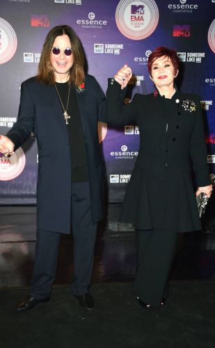 "Ozzy Osbourne Gets Candid About Cheating on Sharon: ""I'm Not Proud of All That S--t"""
