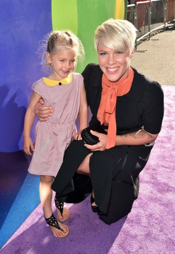 Pink's Precious Piece Of Advice For Her Daughter On Dating