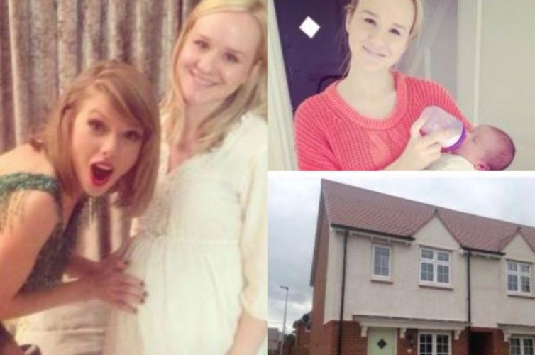Taylor Swift Assisted A Pregnant Homeless Fan With Obtaining A Home