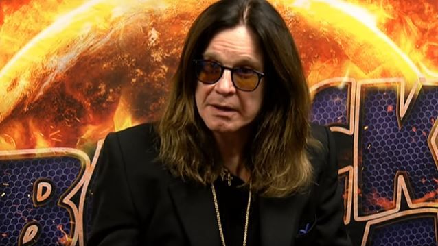 Ozzy Osbourne became a grandfather again