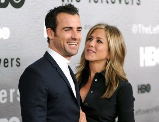 New divorce of the week: Jennifer Aniston and Justin Theroux