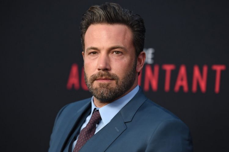 Ben Affleck's adorable tattoo