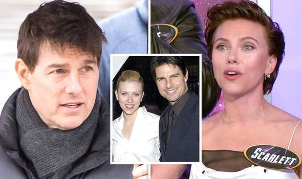 Scarlett Johansson was on Tom Cruise's 'Auditioned' list