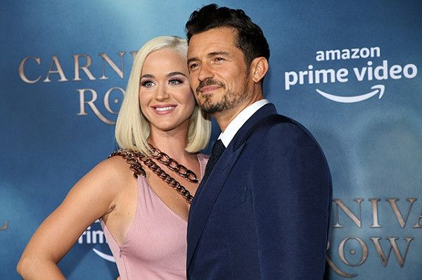 Katy Perry cancels the wedding due to coronavirus