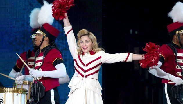 Madonna will make a film about her life