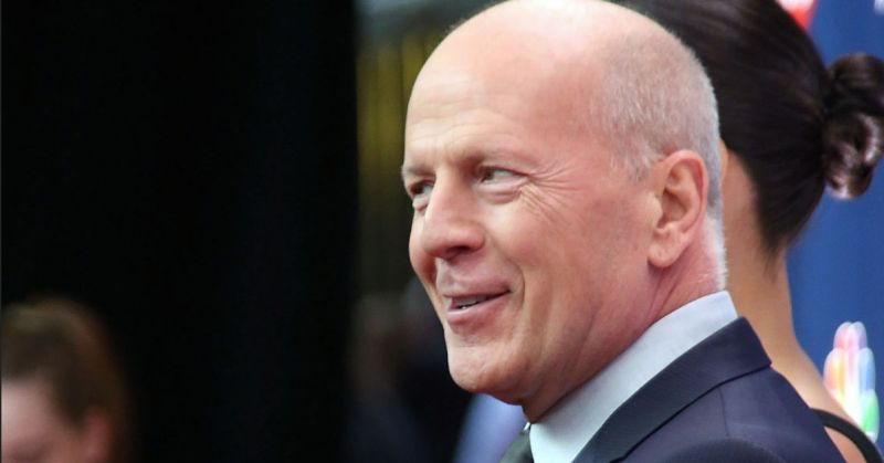 Bruce Willis was kicked out of a drugstore for refusing to wear a mask