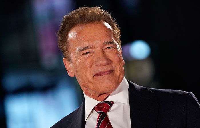 Schwarzenegger vaccinated against coronavirus